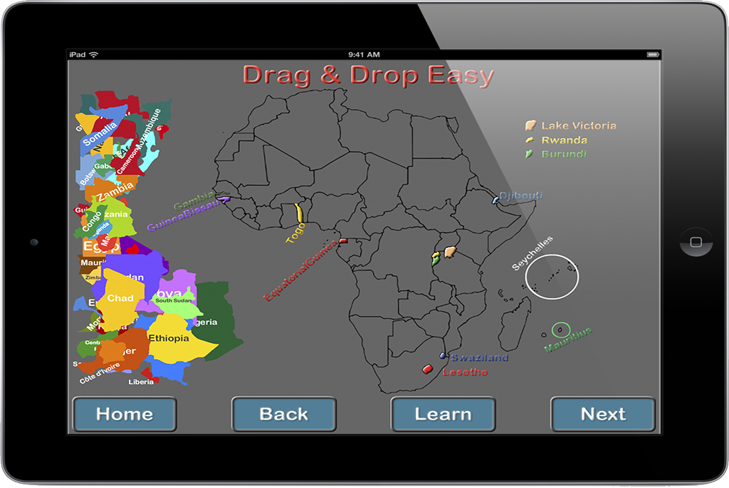 PairPlay - Educational App Game - Africa