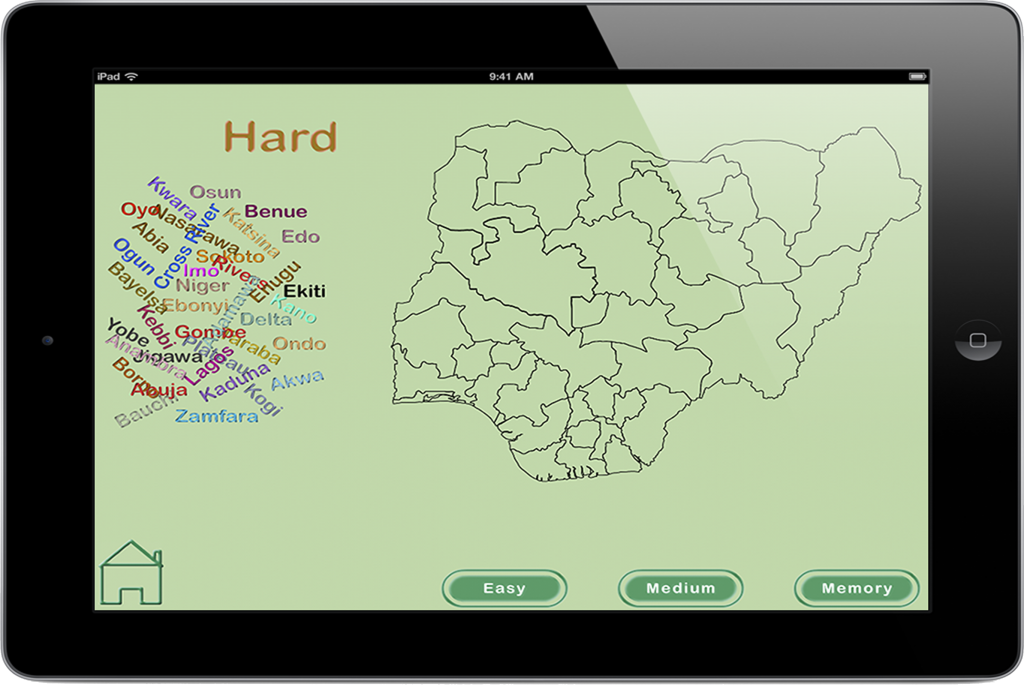 PairPlay - Educational App Game - Nigeria for iPad & iPhone